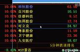 经传软件2016年6月13日投顾直击王张鸿