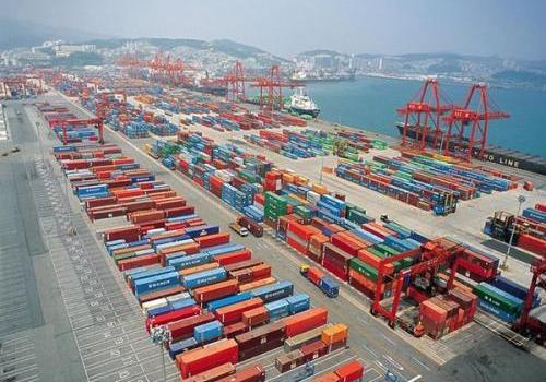 基建港口等行业发展势头向好